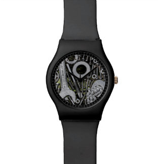 Nuts and Bolts Wristwatches