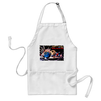 Nuts and Fruit Adult Apron
