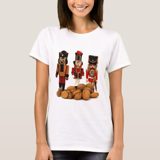 Nuts and Nutcrackers T-Shirt