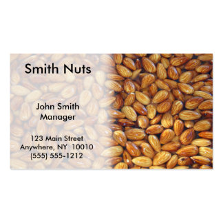 Nuts Business Card