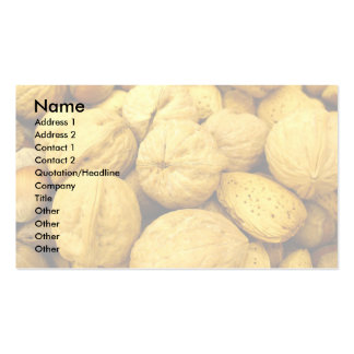 Nuts Business Cards 001