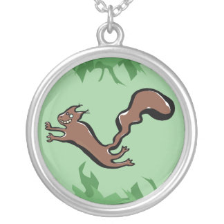 nuts for the nut round pendant necklace
