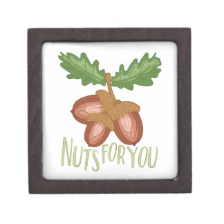 Nuts For You Jewelry Box