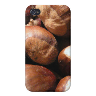 Nuts Cover For iPhone 4