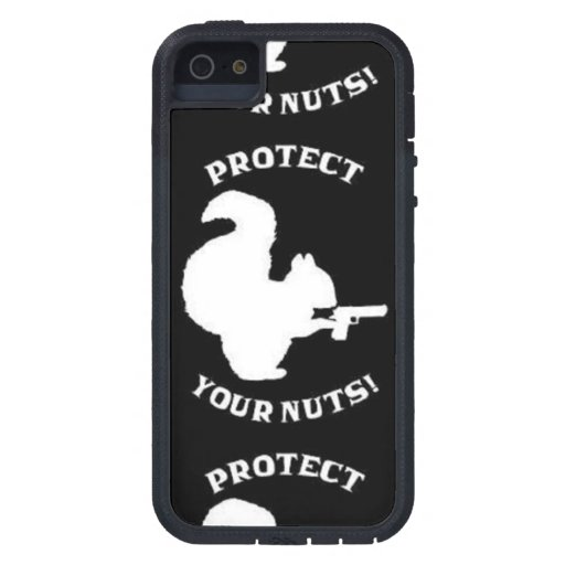 nuts!! iPhone SE/5/5s case