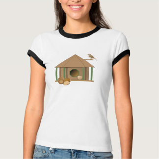 NUTS Over BirdHouses TShirt