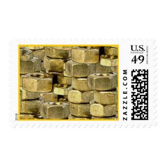 Nuts Postage