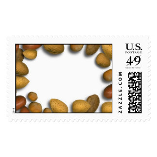 Nuts stamp