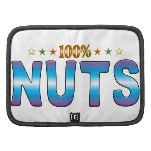 Nuts Star Tag v2 Folio Planner