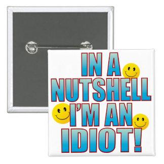 Nutshell Life B Button