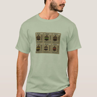 Nutstalgia Ned Collage Shirt