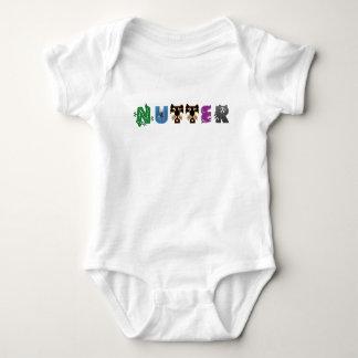 Nutter Animals Baby Bodysuit