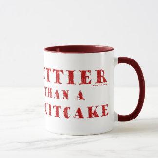 Nuttier Than a Fruitcake Mug