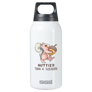 Nuttier than Squirrel SIGG Thermo 0.3L Insulated Bottle