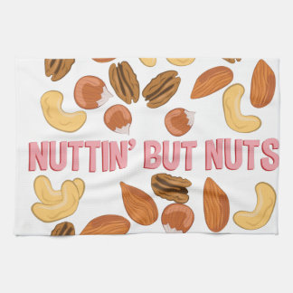 Nuttin But Nuts Towel