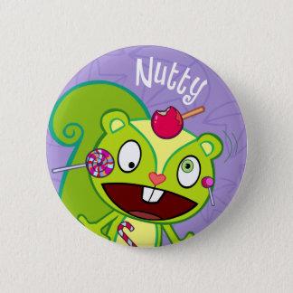 Nutty Cute Button