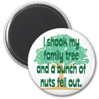 Nutty Family Magnet