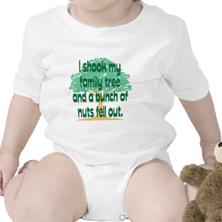 Nutty Family T Shirt