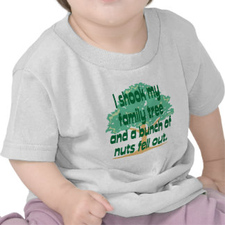 Nutty Family T Shirts