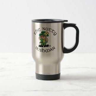 Nutty Irishman Travel Mug