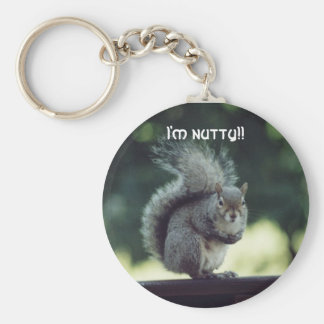 Nutty Keychain