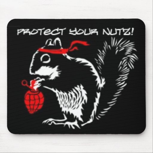 Nutty Mousepad
