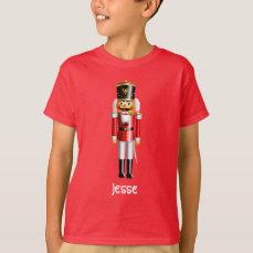 Nutty Nutcracker Toy Soldier T-Shirt