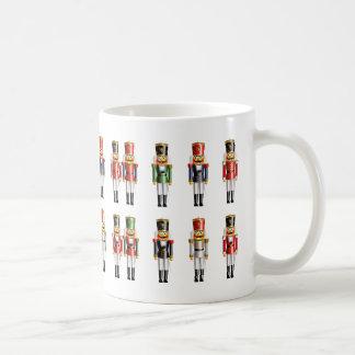 Nutty Nutcrackers Classic White Coffee Mug