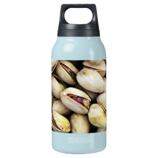 Nutty Pistachio Pile Insulated Water Bottle