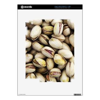 Nutty Pistachio Pile iPad 2 Decal
