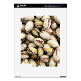 Nutty Pistachio Pile iPad 3 Skin