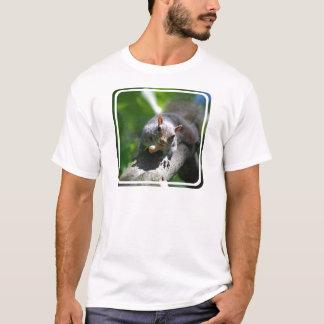 Nutty Squirrel Men's T-Shirt