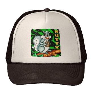 Nutty Squirrel Trucker Hat