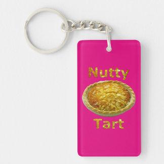 Nutty Tart Keychain