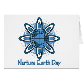 Nuture Earth Day Card