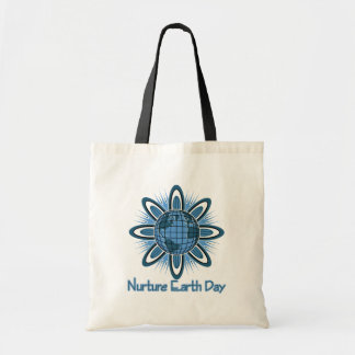 Nuture Earth Day Tote Bag
