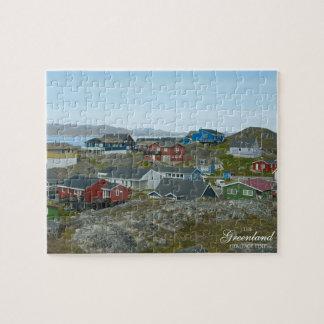 Nuuk Jigsaw Puzzle