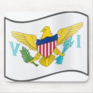 Nuvola Us Virgin Islands, United States Mousepad