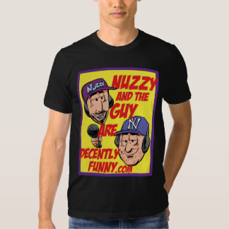 Nuzzy and the Guy Shirt