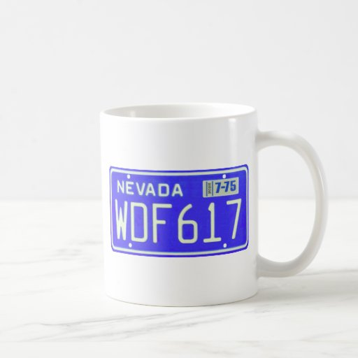 NV75 COFFEE MUG