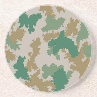 NVA surface-camouflage (mark-camouflage/flower-cam Coasters