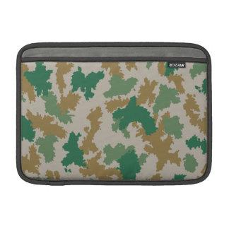 NVA surface-camouflage (mark-camouflage/flower-cam MacBook Sleeve