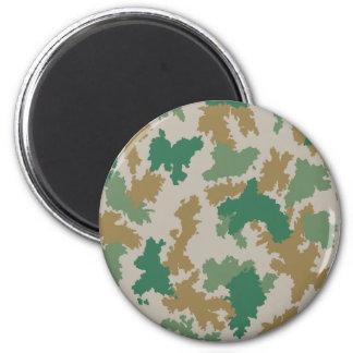 NVA surface-camouflage (mark-camouflage/flower-cam Refrigerator Magnets