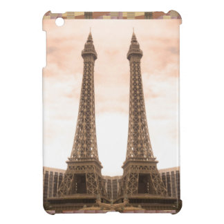 NVN10 NavinJOSHI Landmarks EFFEL Tower Las Vegas iPad Mini Cases