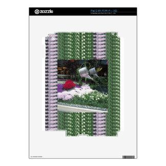 NVN12 navinJOSHI Las Vegas Butterfly Park LadyBugs iPad 2 Decal