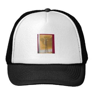 NVN16 NavinJOSHI Natural CLEAN Wind Energy GIFTS Trucker Hat