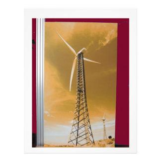 NVN16 NavinJOSHI Natural CLEAN Wind Energy GIFTS Letterhead