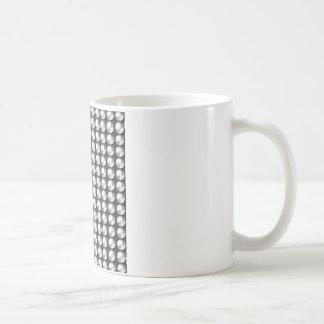 NVN1 Sparkle Black n White BNW Gems by NavinJOSHI Coffee Mug