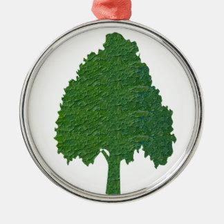 NVN21 navinJOSHI Aritistic Acrylic base GO GREEN Christmas Ornaments