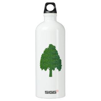 NVN21 navinJOSHI Aritistic Acrylic base GO GREEN Water Bottle